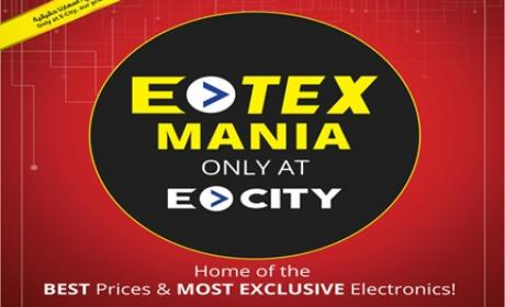 Special Offer at E City, April 2017