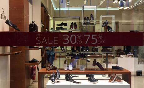 30% - 75% Sale at Fabi, May 2017