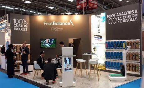 Buy 2 and get 15% off Offer at Foot Balance, June 2017