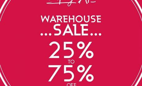 25% - 75% Sale at Galeries Lafayette, February 2015