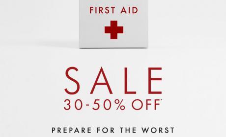 30% - 50% Sale at Harvey Nicolas, January 2017