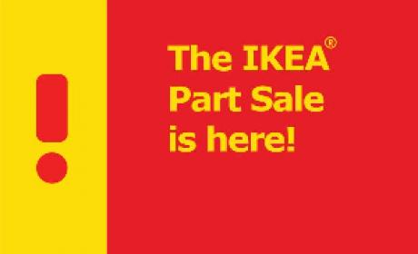 25% - 60% Sale at IKEA, June 2017