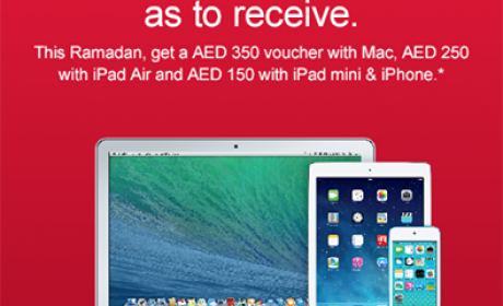 Special Offer at iStyle Apple Computers, July 2014