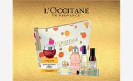 Spend 449 to receive this FREE Offer at L'occitane, November 2015