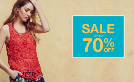 30% - 70% Sale at Monsoon, August 2016