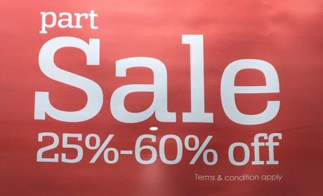 25% - 60% Sale at Naturalizer, May 2017