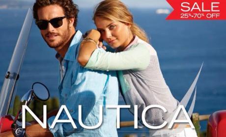 25% - 70% Sale at Nautica, September 2014