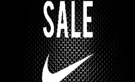 30% - 60% Sale at Nike, May 2017