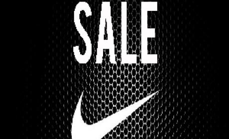 30% - 65% Sale at Nike, May 2017