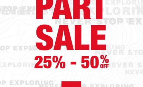 25% - 50% Sale at The North Face, June 2014