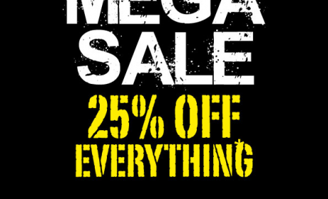 Up to 25% Sale at Oakley, November 2014