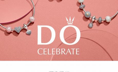 Spend 600 and receive a sterling silver Essence bracelet worth AED 275. Offer at Pandora, June 2017