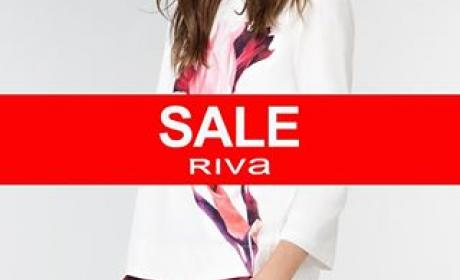Up to 30% Sale at Riva, April 2017