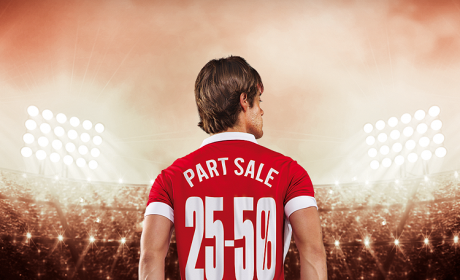 25% - 50% Sale at Stadium Sports, February 2016