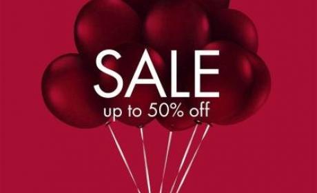 Up to 50% Sale at Swarovski, February 2016
