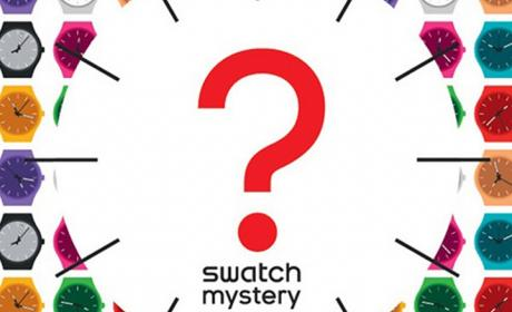 Special Offer at SWATCH, January 2016