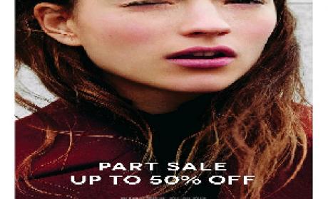 25% - 70% Sale at Zara, July 2016