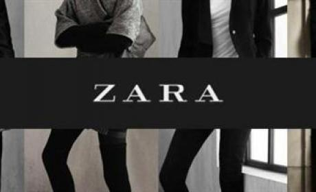 Up to 40% Sale at Zara, October 2016